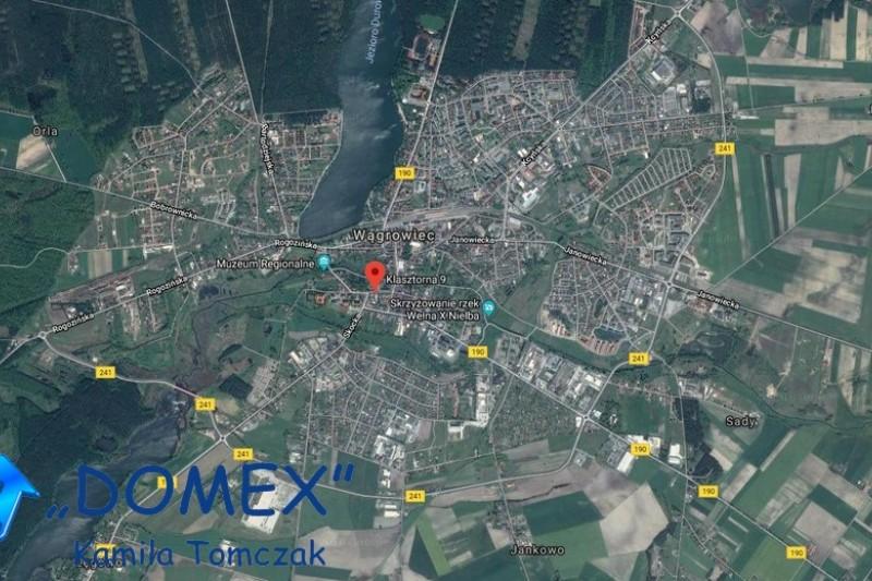 Lokal użytkowy, Wynajem, Klasztorna, Pierwszy Piętro, 1 Łazienki, Numer ogłoszenia 1126, Wągrowiec, Wielkopolska, Polska,