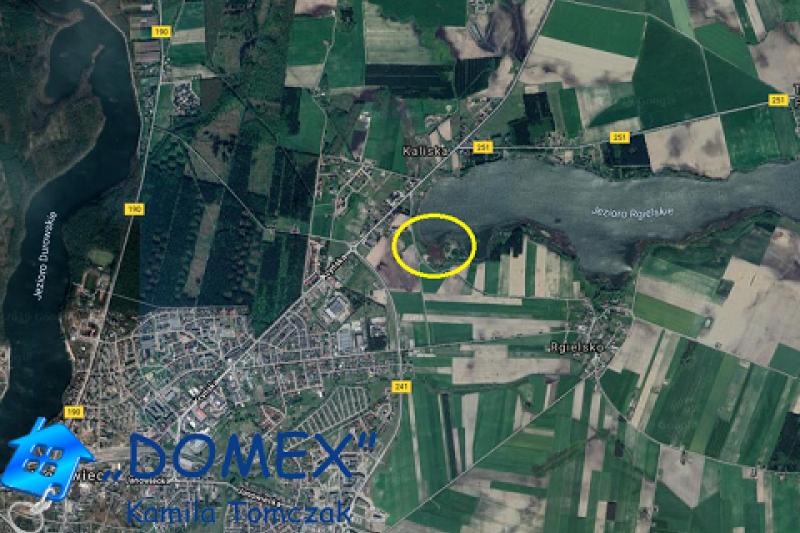 Działka, Sprzedaż, KALISKA, Numer ogłoszenia 1175, Wągrowiec, Wielkopolska, Polska,